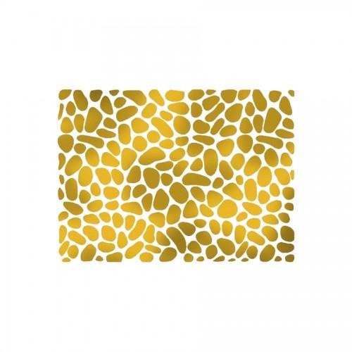 Stencil D  Cm. 20X15 Texture