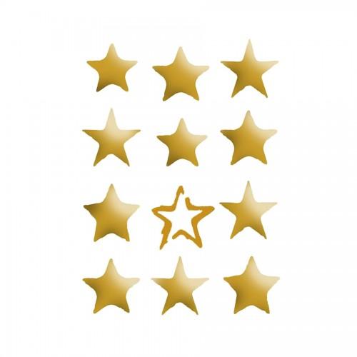 Stencil G Cm. 21X29,7 Stars