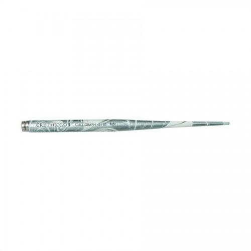 Ink Pen, With Nib Silver  Cretacolor