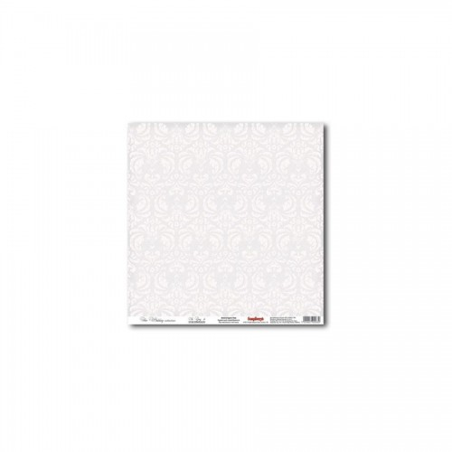 "One-Sided Paper 12*12"" In Grey 4 180Gsm"