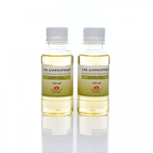 Dammar Varnish 120Ml, St-Peterburg