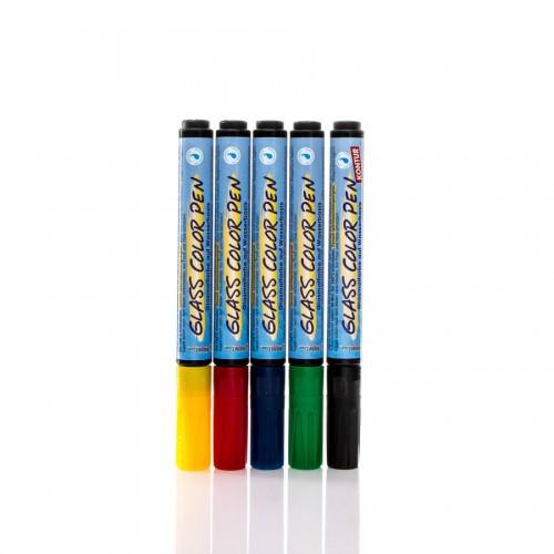 Glass Color Pen 5pcs C.Kreul
