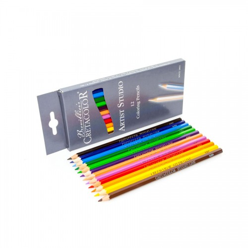 "Set Of Artist`S Col.Pencils ""Studio"" 12Pcs"