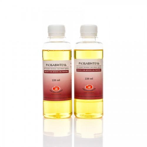 Oil Diluent 220Ml, Zhk St-Peterburg
